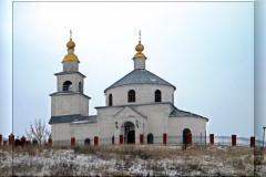 с. Шопино, Церковь Покрова Пресвятой Богородицы