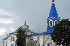 п. Томаровка, Церковь Казанской иконы Божией Матери