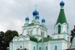 с. Пушкарное, Церковь Успения Пресвятой Богородицы